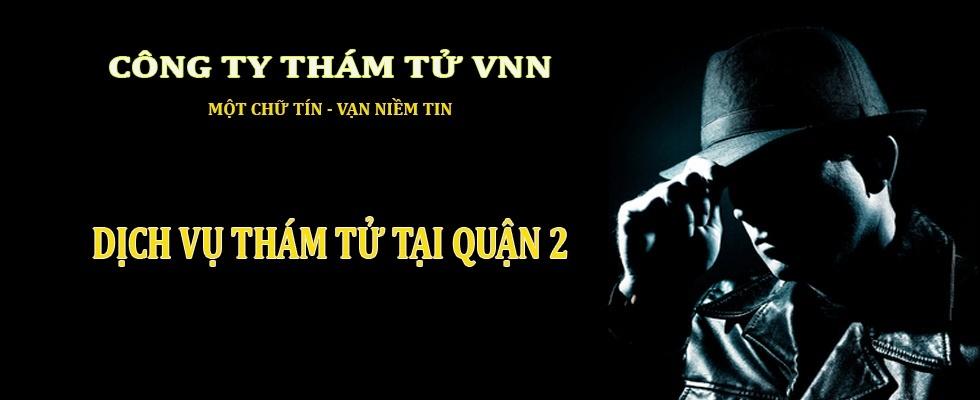 Thám tử quận 2 Sài Gòn TPHCM